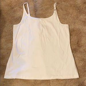 Women's Ruff Hewn spaghetti strap top. Size 3X